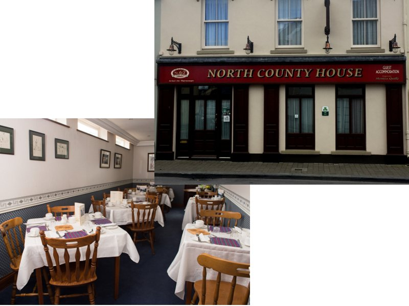 North County House - Montage